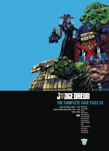JUDGE DREDD COMP CASE FILES TP VOL 28