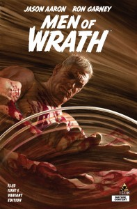 MEN OF WRATH BY AARON AND GARNEY #5 (OF 5) ROSS VAR