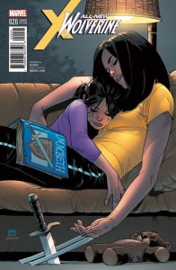 ALL NEW WOLVERINE #20 KIRK VAR