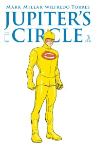 JUPITERS CIRCLE #3 B QUITELY CHARACTER DESIGN