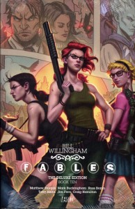 FABLES DELUXE EDITION HC VOL 10