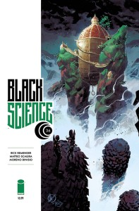 BLACK SCIENCE #36 CVR A SCALERA & DINISIO