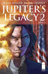 JUPITERS LEGACY VOL 2 #2 (OF 5) CVR B ROMITA JR