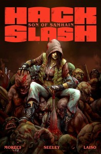 HACK SLASH SON OF SAMHAIN TP 01