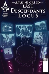 ASSASSINS CREED LOCUS #3 (OF 4) CVR A WIJNGAARD