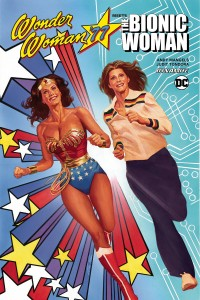 WONDER WOMAN 77 BIONIC WOMAN TP