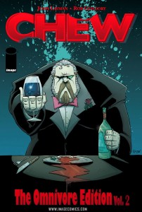 CHEW OMNIVORE EDITION HC VOL 02
