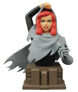 BATMAN TAS MASKLESS PHANTASM BUST