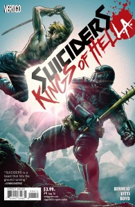 SUICIDERS KING OF HELLA #4 (OF 6)