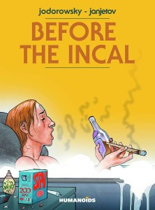 BEFORE THE INCAL HC NEW PTG