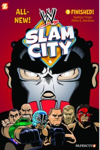 WWE SLAM CITY GN VOL 01 FINISHED