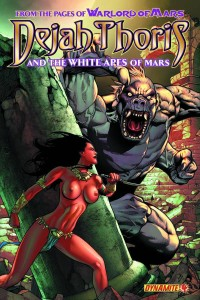 DEJAH THORIS & WHITE APES #4 15 COPY CHEN RISQUE INCV