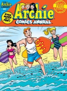 ARCHIE COMICS ANNUAL DIGEST #263