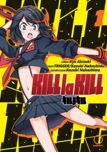 KILL LA KILL GN VOL 01 (OF 3)