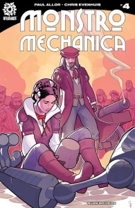 MONSTRO MECHANICA #4