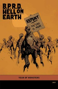 BPRD HELL ON EARTH DEVILS ENGINE #3 (OF 3) MIGNOLA VAR CVR
