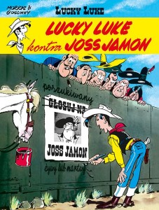Lucky Luke Tom 11 Lucky Luke kontra Joss Jamon
