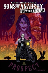 SONS OF ANARCHY REDWOOD TP VOL 01