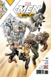 X-MEN GOLD #1 SYAF PREM VAR