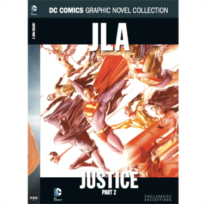 DC COMICS GN COLLECTION VOL 30 - JUSTICE PT 2 HC