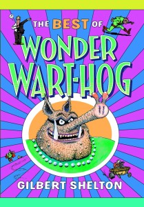 BEST OF WONDER WART-HOG TP (KNOCKABOUT)