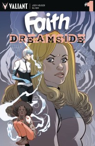 FAITH DREAMSIDE #1 (OF 4) CVR A SAUVAGE