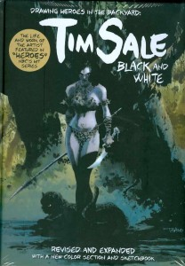 TIM SALE BLACK & WHITE HC