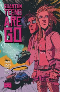 QUANTUM TEENS ARE GO TP VOL 01