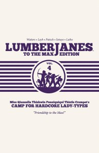 LUMBERJANES TO MAX ED HC VOL 04