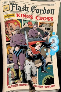 FLASH GORDON KINGS CROSS TP