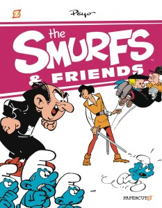 SMURFS AND FRIENDS HC VOL 02