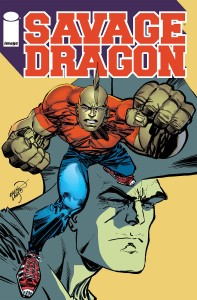 SAVAGE DRAGON ARCHIVES TP VOL 08
