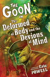 GOON TP VOL 11 DEFORMED BODY & DEVIOUS MIND