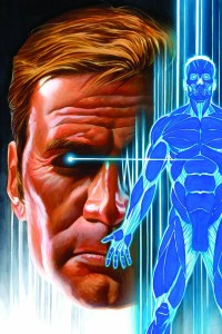 KEVIN SMITH BIONIC MAN #15 15 COPY ROSS VIRGIN INCV