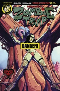 ZOMBIE TRAMP ONGOING #55 CVR B WINSTON YOUNG RISQUE
