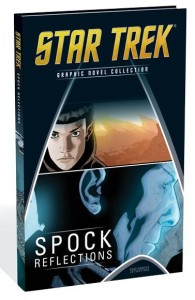 STAR TREK GN COLLECTION #4 SPOCK REFLECTIONS HC