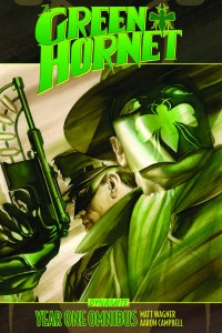 GREEN HORNET YEAR ONE OMNIBUS TP