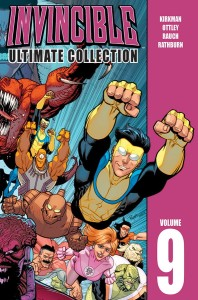 INVINCIBLE HC VOL 09 ULTIMATE COLLECTION