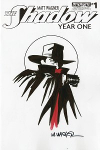 SHADOW YEAR ONE #1 WAGNER RMRK CVR