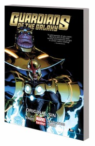 GUARDIANS OF GALAXY TP VOL 04 ORIGINAL SIN