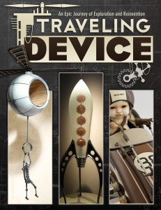 DEVICE TP VOL 03 TRAVELING DEVICE