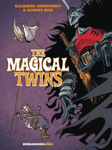 MAGICAL TWINS DELUXE HC