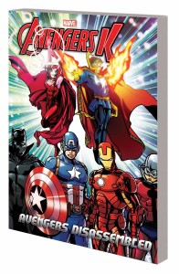 AVENGERS K TP VOL 03 AVENGERS DISASSEMBLED