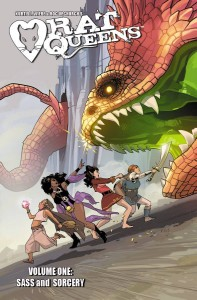RAT QUEENS TP VOL 01 SASS & SORCERY