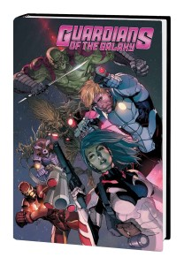 GUARDIANS OF GALAXY BY BENDIS OMNIBUS HC VOL 01