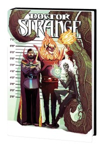 DOCTOR STRANGE BY DONNY CATES HC
