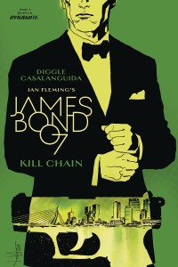 JAMES BOND KILL CHAIN #1 (OF 6) CVR C CASALANGUIDA