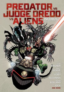 PREDATOR VS JUDGE DREDD VS ALIENS HC
