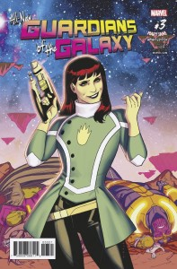 ALL NEW GUARDIANS OF GALAXY #3 ANKA MARY JANE VAR