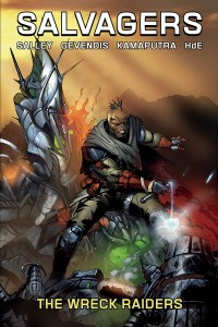 SALVAGERS TP VOL 02 WRECK RAIDERS